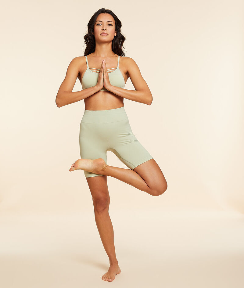 Brassière de yoga - Maintien medium;${refinementColor}