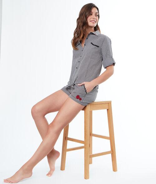 Chemise de pyjama d'homme
