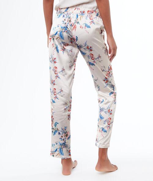 Pantalon imprimé