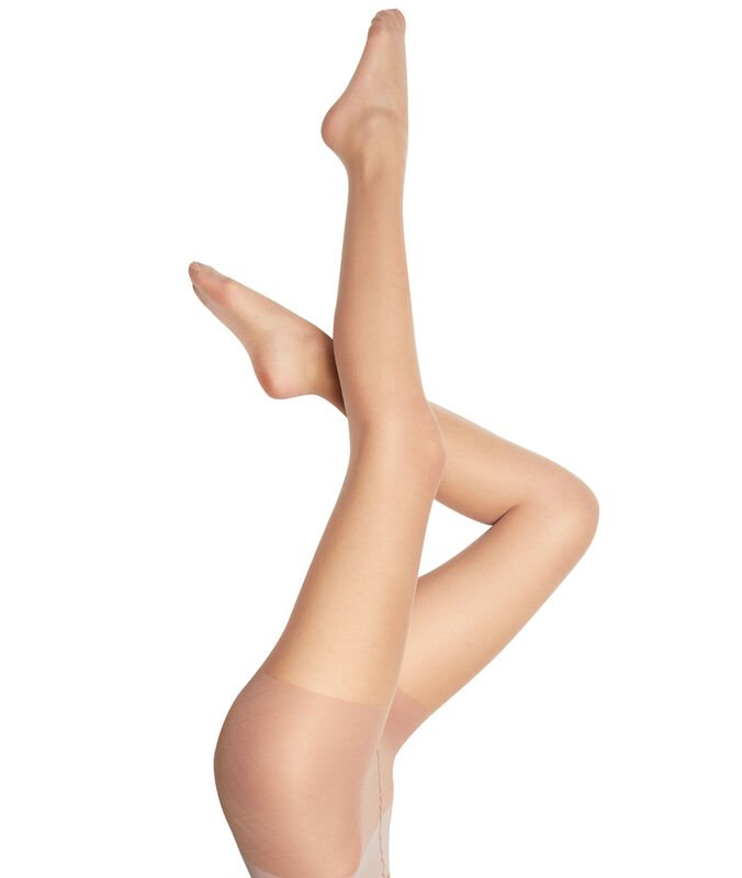 Collants modelants voile, 5d naturel.