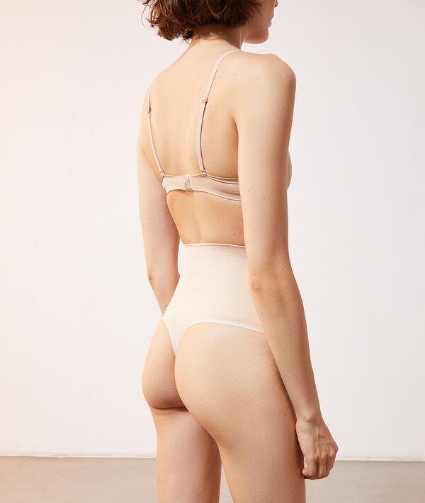 String shapewear taille haute - Maintien médium;${refinementColor}