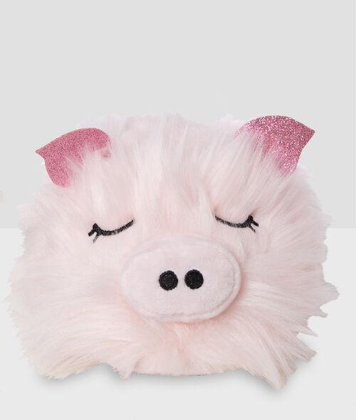 Mules 3D cochon