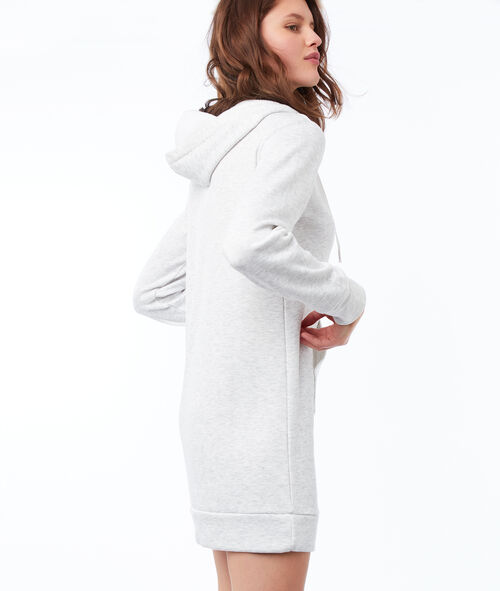Robe sweat homewear