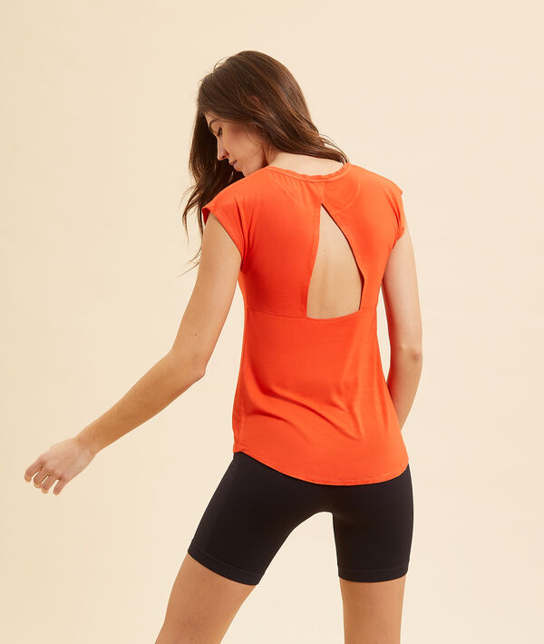"T-shirt manches courtes ""Run in progress"";${refinementColor}"