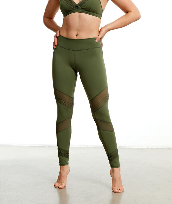 Legging de yoga long
