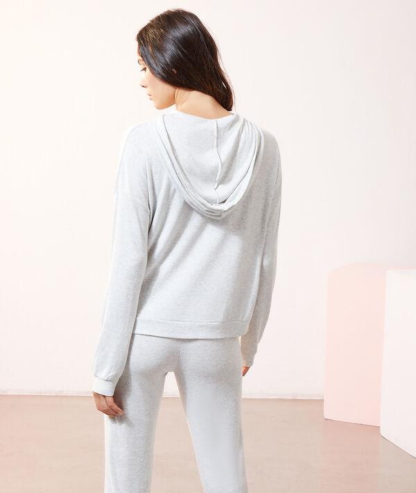 Sweatshirt à capuche;${refinementColor}
