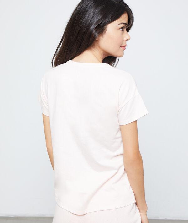 """T-shirt princesse """"pas du matin"""""""