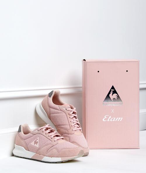 Omega X Women   Sneaker En Mesh by Etam