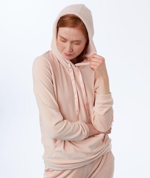 Sweat homewear velours