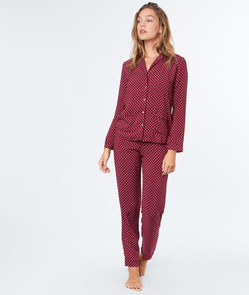 Chemise pyjama d'homme