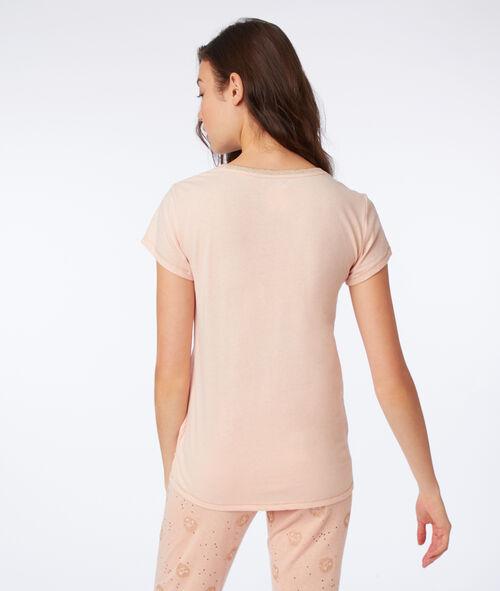 "T-shirt ""Je ne ronronne pas, je rugis"""