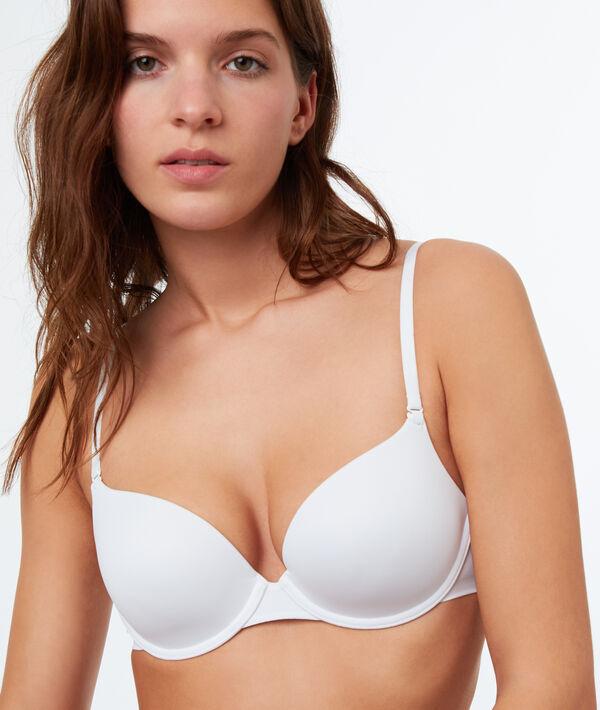 Soutien-gorge n°1 - push-up - PURE FIT® - 85B - Blanc - Femme - Etam