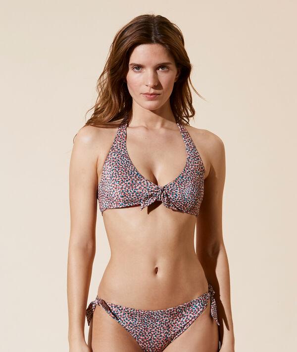 Haut de maillot de bain triangle, pads amovibles - MIRACLE - 42 - Marron - Femme - Etam
