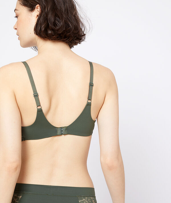 Soutien-gorge N°3 : Triangle push-up