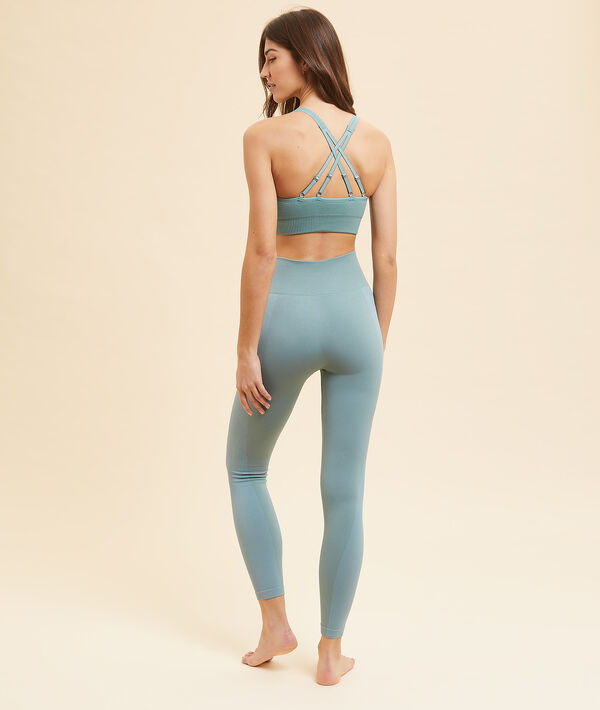 Legging de yoga long;${refinementColor}