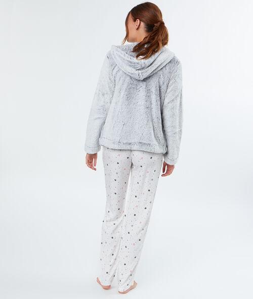 Pyjama 3 pièces lapins