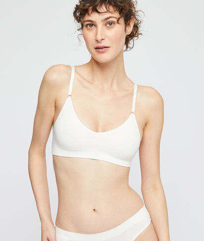 AMANDE - BRASSIÈRE SEAMLESS, PADS AMOVIBLES