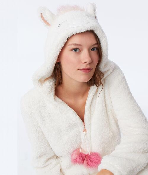 Combinaison pyjama poney