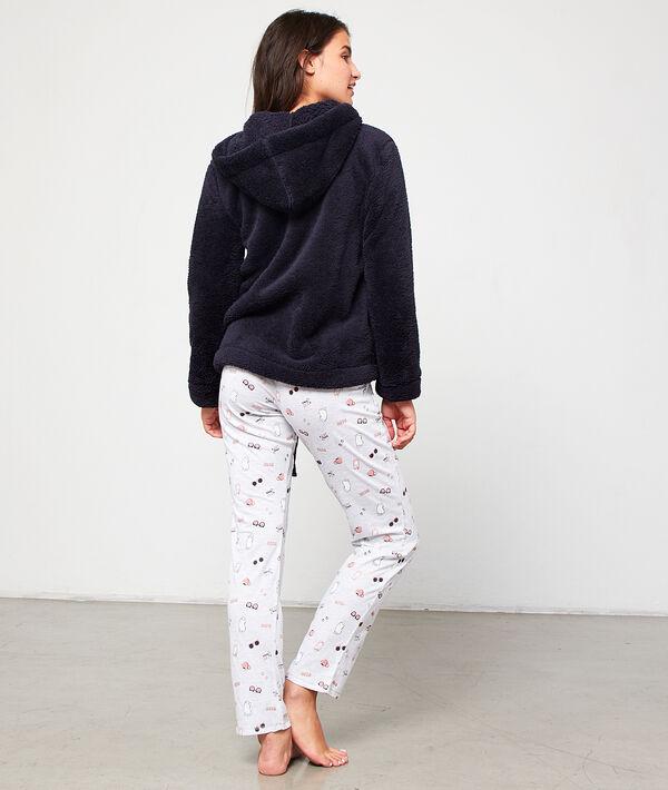 """Pyjama 3 pièces """"Instacat"""""""
