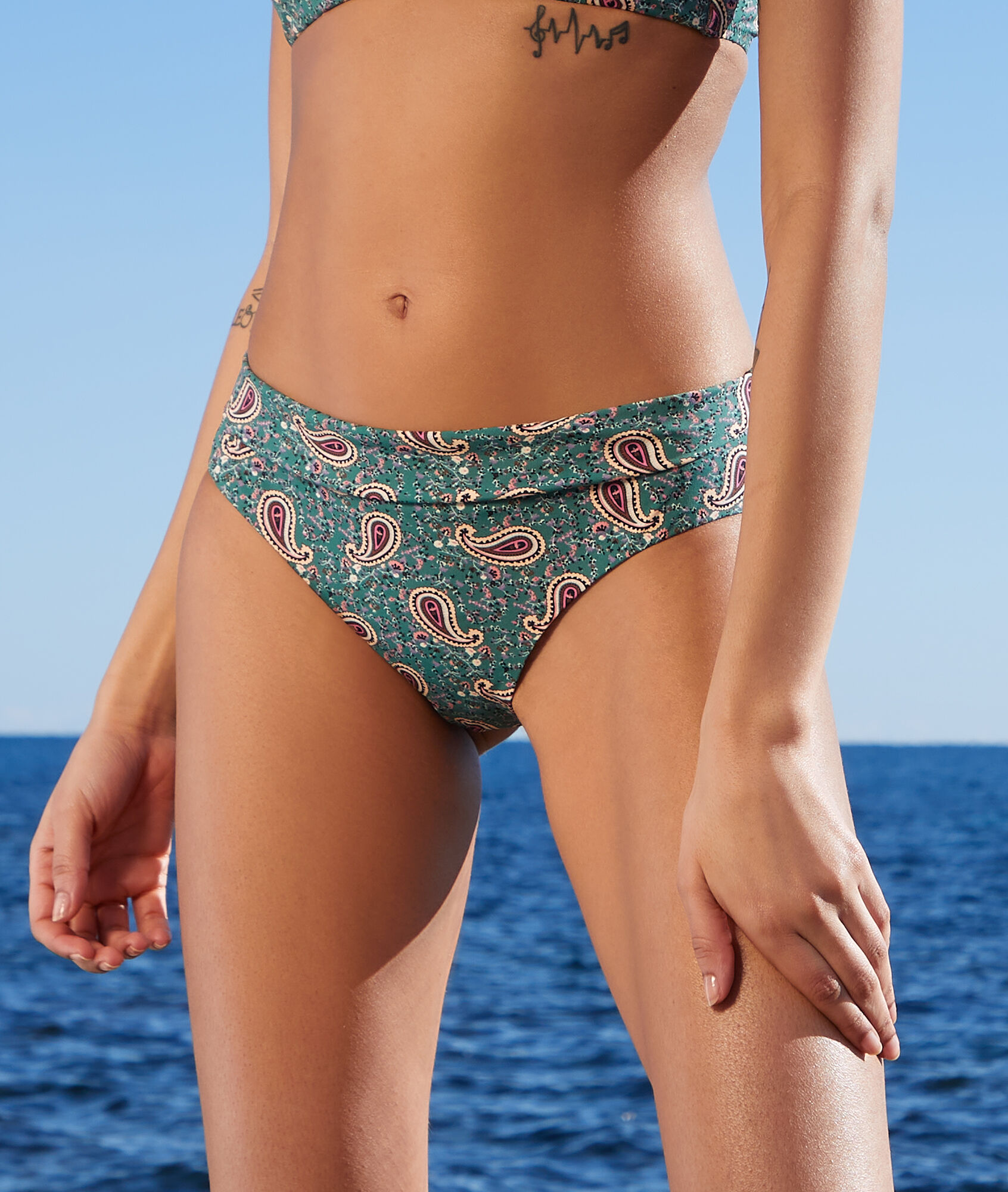 ETAM Sunset Beach Maillots de bain bikini shorty culotte bas uniquement Beach Mix /& Match