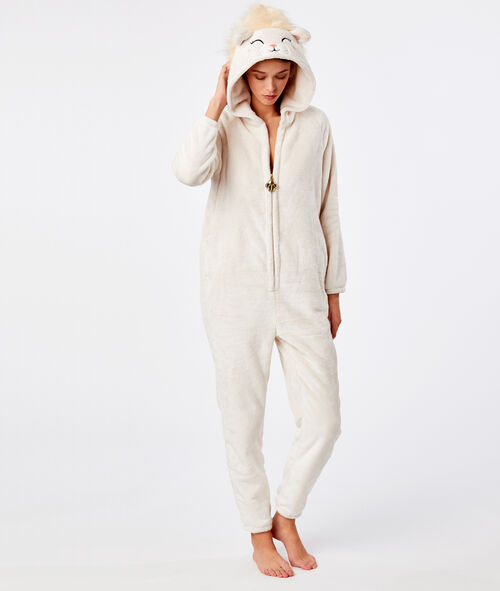 Combinaison pyjama Lion
