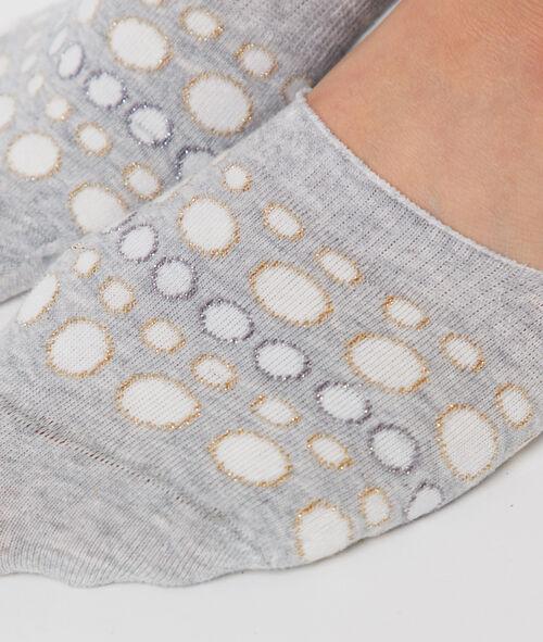 2 paires de socquettes
