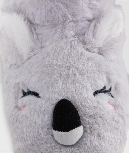 Chaussons bottines koala