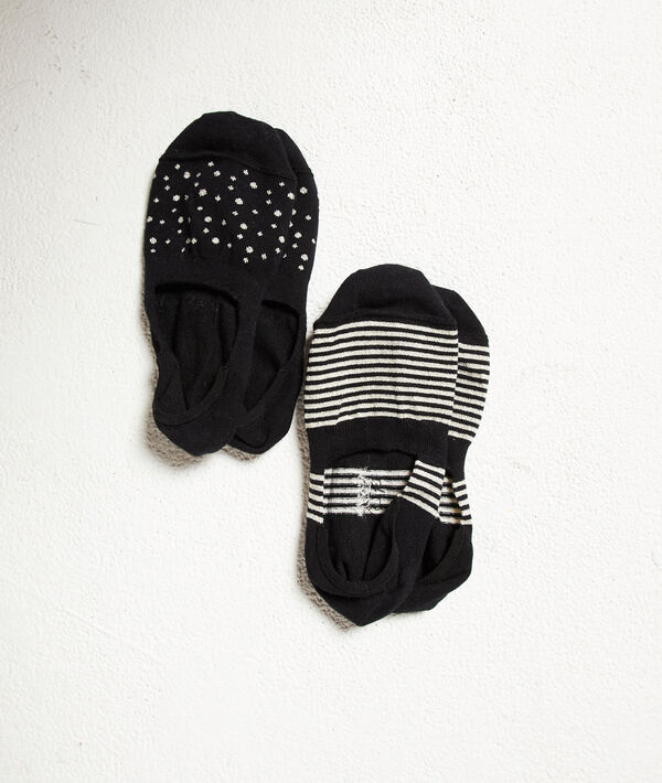 Lot de 2 paires de chaussettes;${refinementColor}