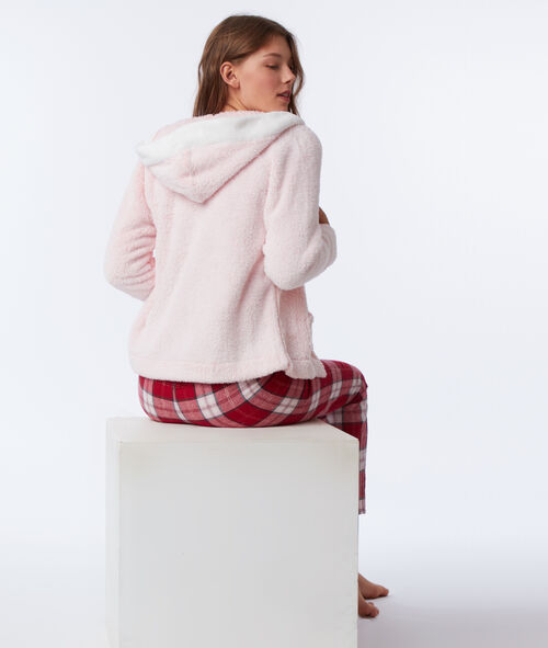 Pyjama trois pièces Chaton de Noël