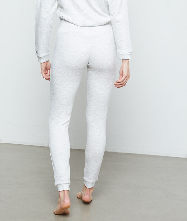 "Pantalon loungewear ""Happy mind"""