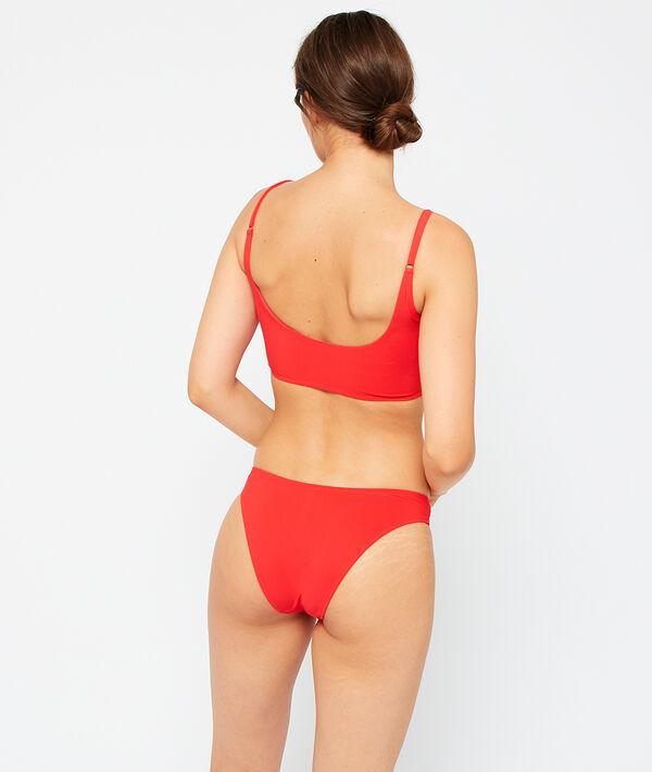 Bas de bikini high leg