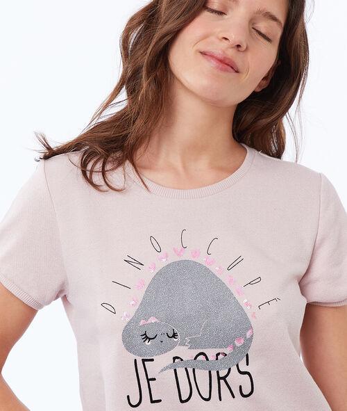 T-shirt de nuit XL