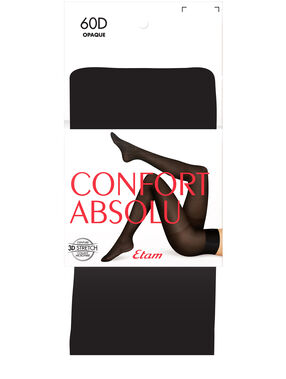 Collants opaques 60d noir.