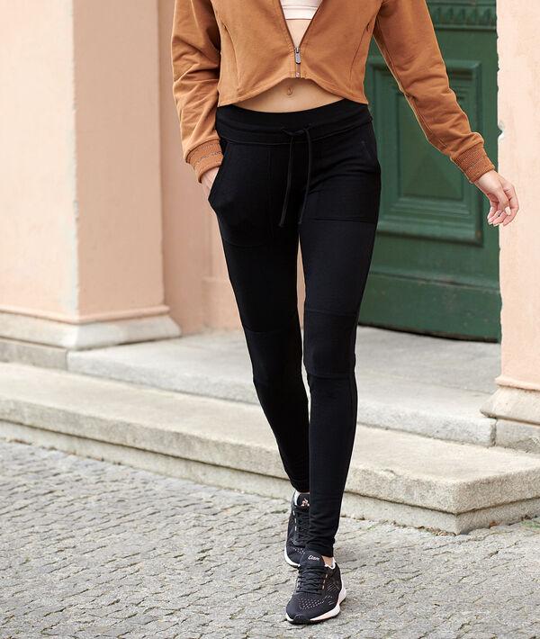 Pantalon sportswear à poches