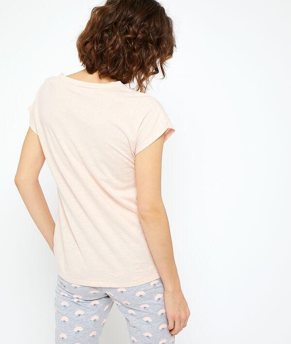 T-shirt uni;${refinementColor}