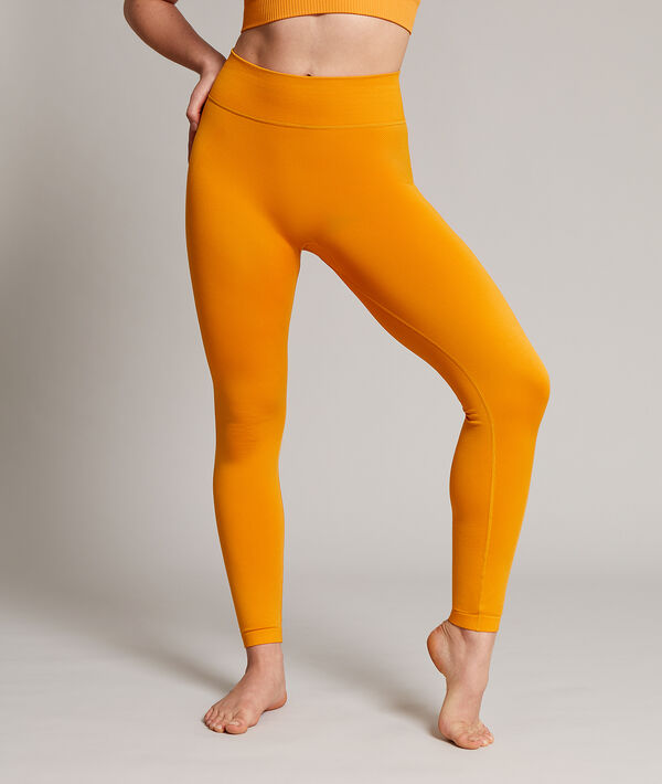 Legging de yoga seamless long;${refinementColor}
