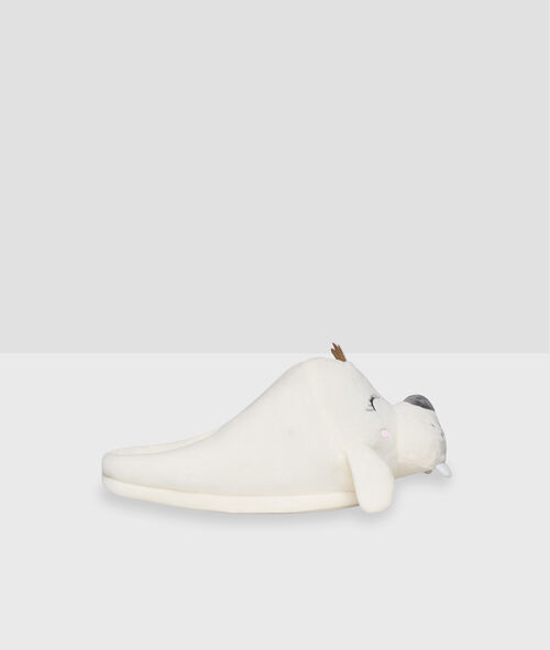 Chaussons mules 3D