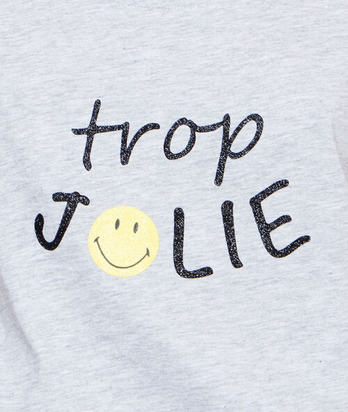 Top message Smiley