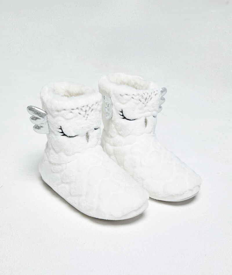 CHAUSSONS BOTTINES CHOUETTE