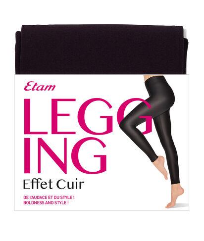 EFFET CUIR - LEGGING