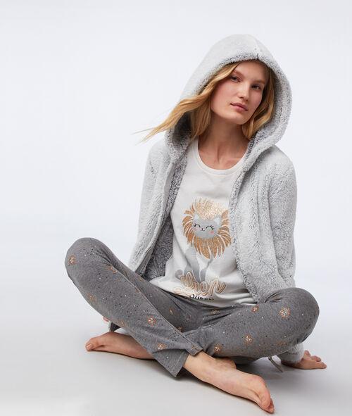 """Pyjama 3 pièces Chat """"Lion Queen"""""""