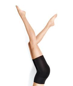 Shorty triples actions : cuisses, fesses, taille noir.