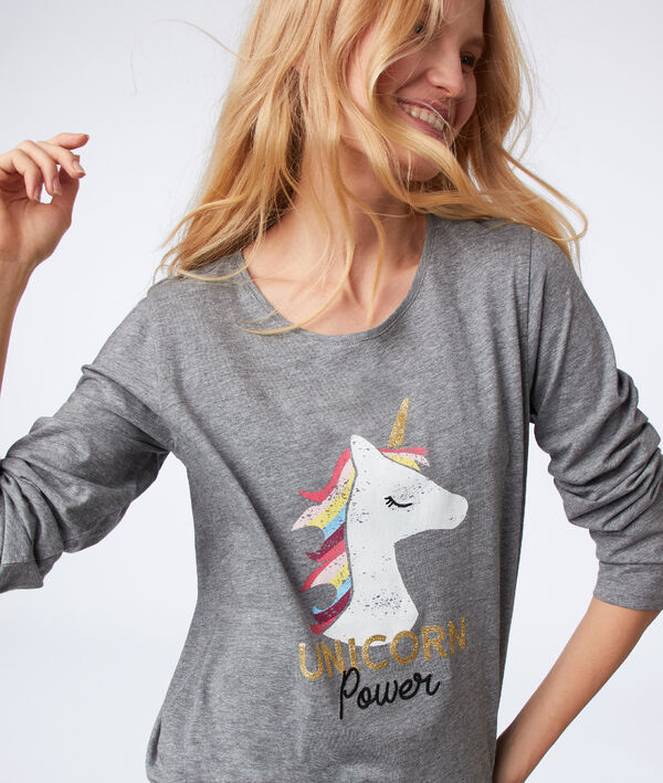 "T-shirt ""Unicorn Power"""
