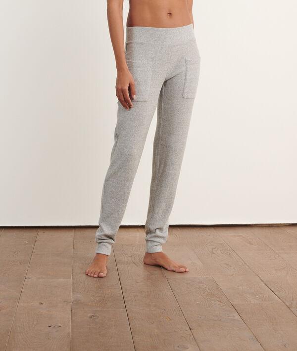 Pantalon avec poches;${refinementColor}