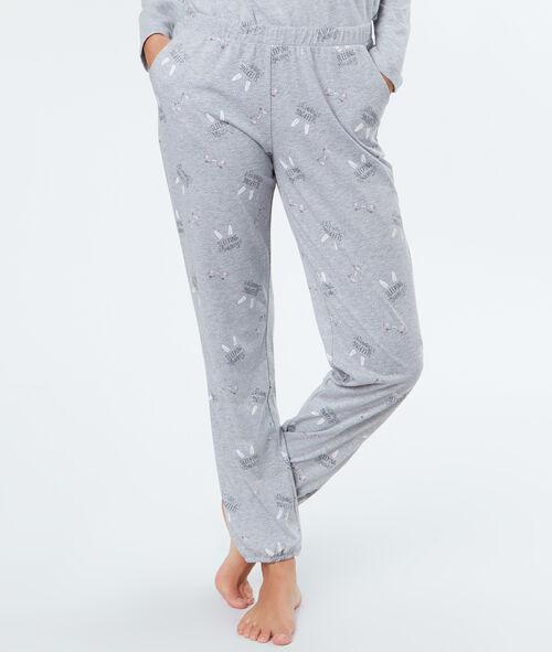 "Pyjama 3 pièces ""Sleeping Bunny"""