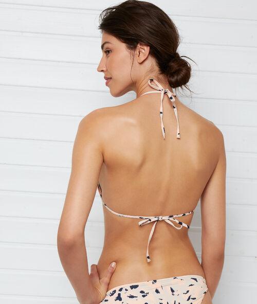 Haut de maillot de bain triangle