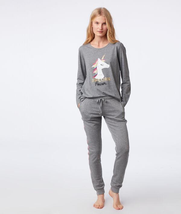 """T-shirt """"Unicorn Power"""";${refinementColor}"""