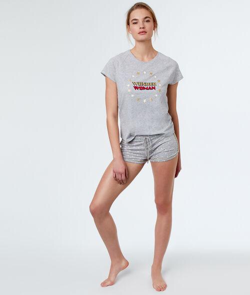 T-shirt imprimé Wonder Woman