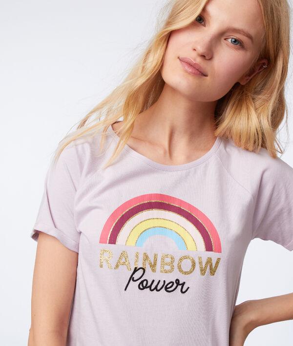 "Chemise de nuit ""Rainbow power"""