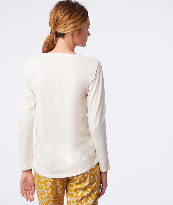 """T-shirt manches longues """"Intrépide"""";${refinementColor}"""